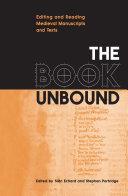 The Book Unbound