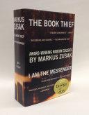 The Book Thief / I Am the Messenger. 2-Copy Boxset by Markus Zusak