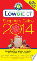 Low GI Diet Shopper s Guide 2014