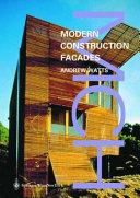 Modern construction facades