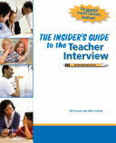 download ebook the insider\'s guide to the teacher interview pdf epub