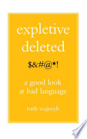 Expletive Deleted : because we can't just slug...