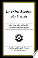 Love One Another  My Friends