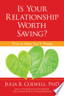Is Your Relationship Worth Saving