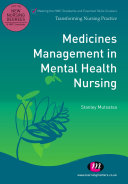 Medicines Management in Mental Health Nursing