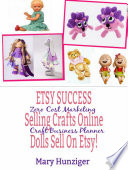 Etsy Success  Seling Crafts Online   Dolls Sell On Etsy