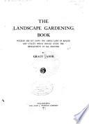 The Landscape Gardening Book