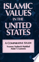 Islamic Values in the United States Book PDF
