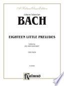 Eighteen Little Preludes