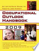 Occupational Outlook Handbook 2009