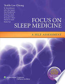 Focus on Sleep Medicine