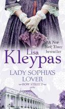 Lady Sophia's Lover London? Lady Sophia Sydney Would Do Anything
