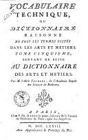 Dictionnaire raisonné universel des arts et métiers, tome 2, D-L
