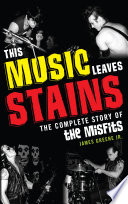 This Music Leaves Stains Book PDF