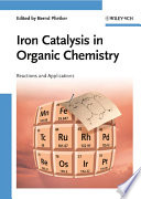 Iron Catalysis in Organic Chemistry