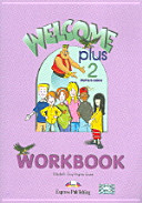 Welcome Plus 2 Work Book