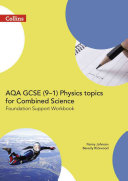 AQA GCSE (9-1) Physics Topics for Combined Science