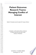 Patient Outcomes Research Teams Ports