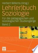 Lehr(er)buch Soziologie
