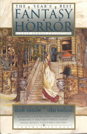 The Year s Best Fantasy and Horror  Eighth Annual Collection