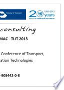 Proceedings of MAC - TLIT 2013