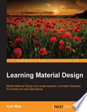 Learning Material Design