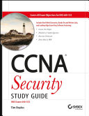 CCNA SECURITY STUDY GUIDE  IINS EXAM 640 553  With CD