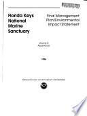 Florida Keys National Marine Sanctuary Comprehensive Management Plan, Monroe County
