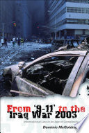 From  9 11  to the  Iraq War 2003