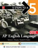5 Steps to a 5  AP English Language 2018