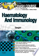 Crash Course Haematology And Immunology Updated Edition E Book