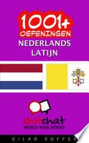 1001 Oefeningen Nederlands Latijn