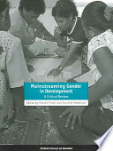 Mainstreaming Gender in Development