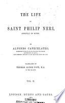 The Life of Saint Philip Neri Book PDF