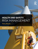 Health and Safety  Risk Management