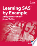 Learning SAS by Example