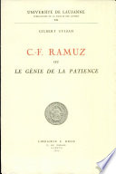 C  F  Ramuz