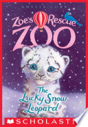 The Lucky Snow Leopard  Zoe s Rescue Zoo  4