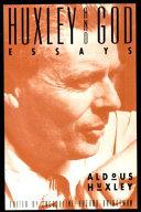Huxley and God