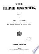 Neue berliner Musikzeitung