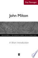 John Milton  A Short Introduction
