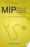 MIP  Manual de medicina de urgencias