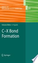 C X Bond Formation