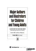 Major Authors And Illustrators For Children And Young Adults book
