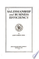 Salesmanship and Business Efficiency