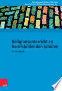 Religionsunterricht an berufsbildenden Schulen