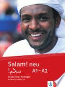 Salam  neu A1 A2  Kursbuch mit Audio CD
