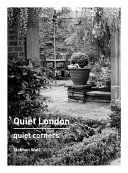 download ebook quiet london: quiet corners pdf epub