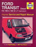 Ford Transit Diesel Service and Repair Manual