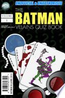 The Batman Villains Quiz Book